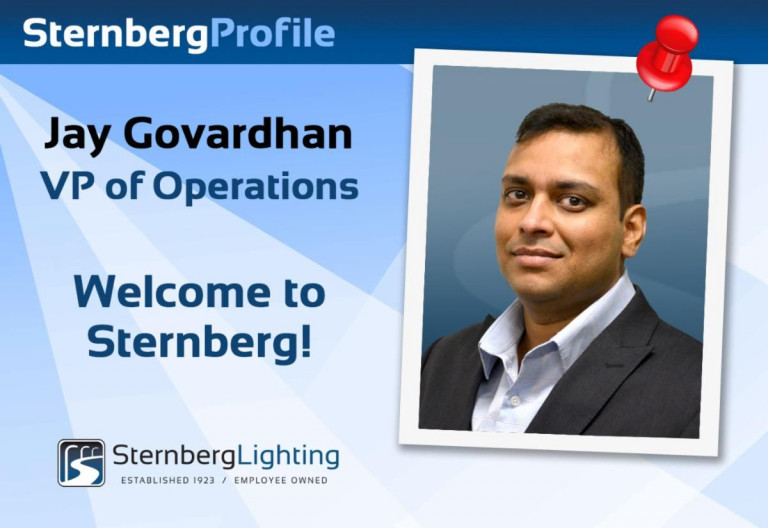 Jay Govardhan Announced as VP of Operations