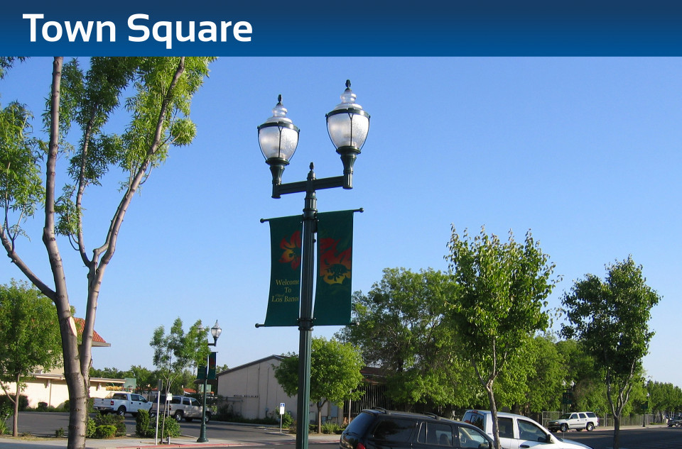 VCOB-A880 Town Square