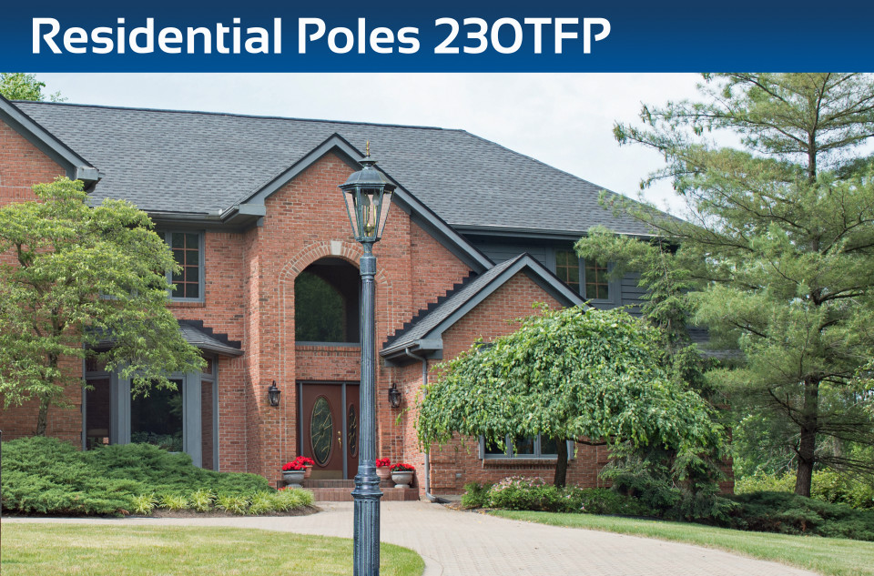 230TFP Residential Pole