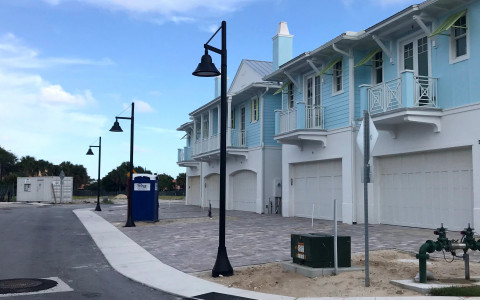 Inlet Waters Townhomes